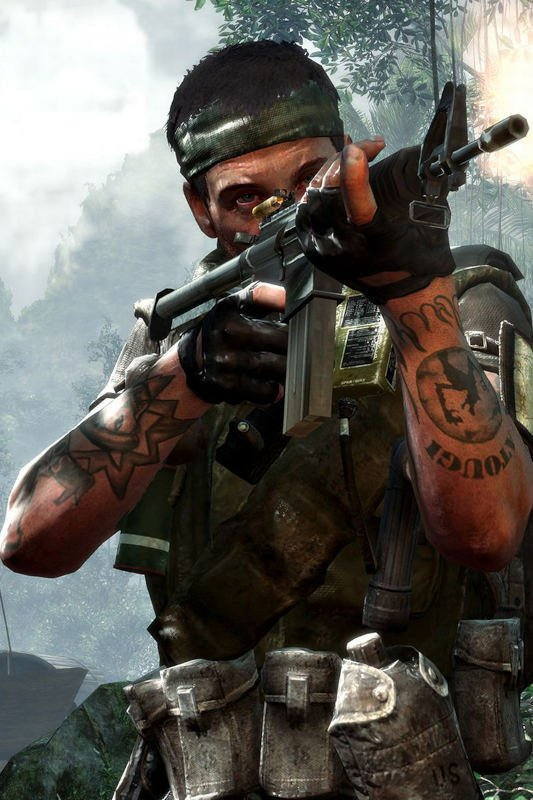 Treyarch - Raven Software - Activision