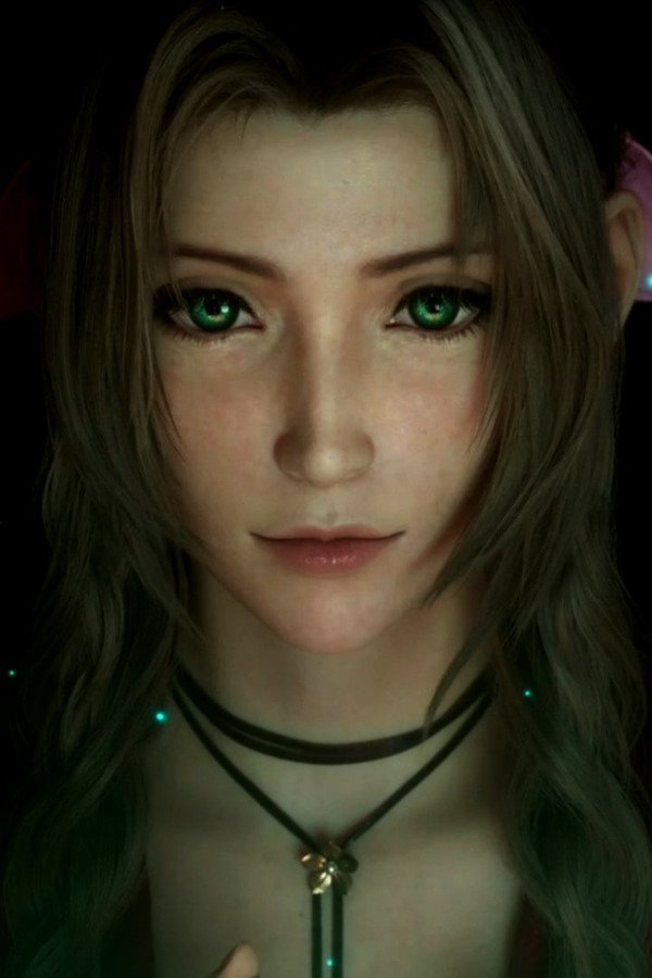 Final Fantasy VII Female Character