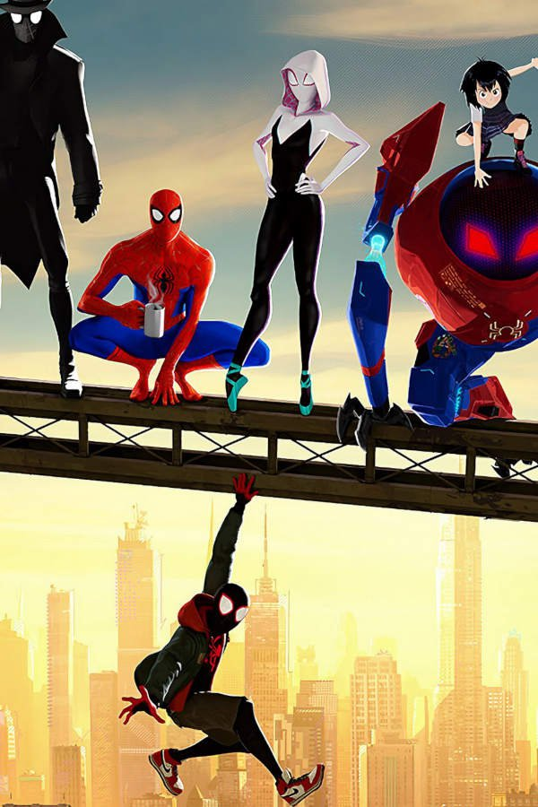 Image from Columbia Pictures - Sony Pictures Animation - Marvel Entertainment