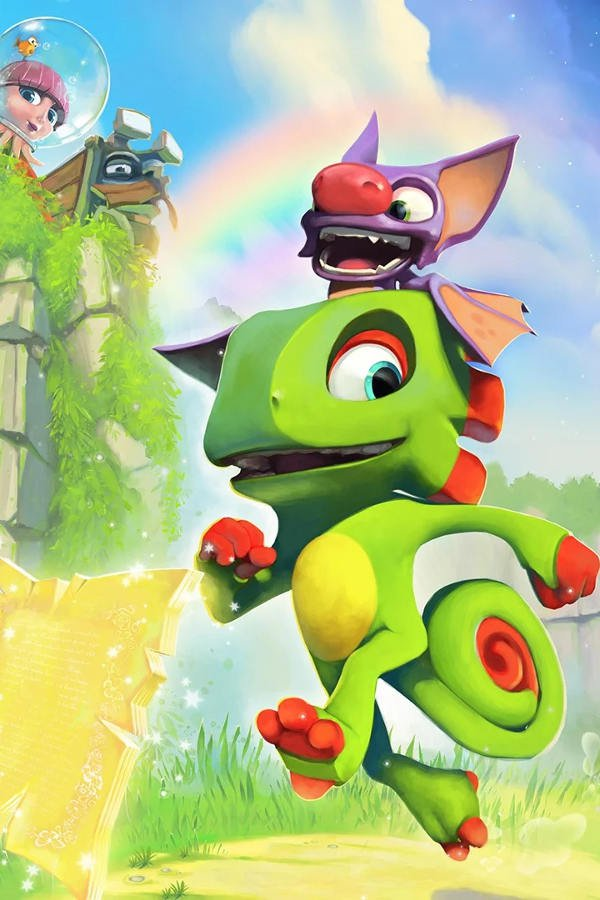 Playtonic Games - Team17